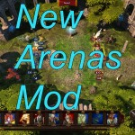 "The mod adds a new arenas, arenas are available in a Duel and on the strategic map./ Мод добавляет в игру новые арены, арены доступны как в быстром бою так и на стратегической карте. Screenshots - http://imgur.com/a/8hEN1 List of maps and locations: Snow - Oldcastle, TavernWastleand - Swampa, CaveSylvan - Kotlavan, AncientTempleGreenland - Hopeland, PlaneDesert - Dragonebone, Waterfall Installation: Insert with replacement ""H7AdventureGeneral.upk"" from a folder ""Mod"" in Might and Magic Heroes VII\MMH7Game\CookedPC\Data. Insert the folder ""Combat maps"" from a folder ""Mod"" in Documents\My Games\Might & Magic Heroes VII\MMH7Game\CustomMaps. If the folder already has then just insert the maps. Start game Uninstalling - Insert with replacement ""H7AdventureGeneral.upk"" from a folder ""Vanilla"" in Might and Magic Heroes VII\MMH7Game\CookedPC\Data."